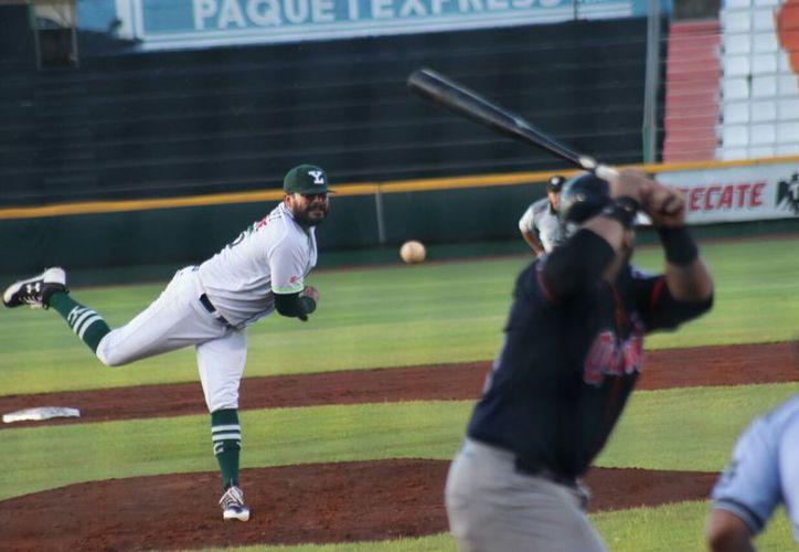 Los melenudos salieron agresivos en las bases para ganar la serie. (José Acosta/Milenio Novedades)
