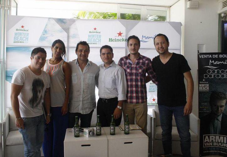 Empresas de Cancún, Monterrey y Mérida se harán cargo de la producción del evento. (Loana Segovia/ SIPSE)