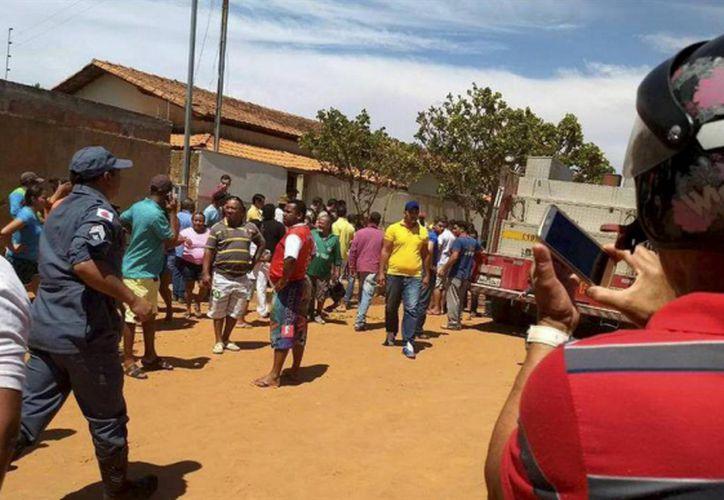 La alcaldía de Janaúba decretó siete días de luto. (El País)