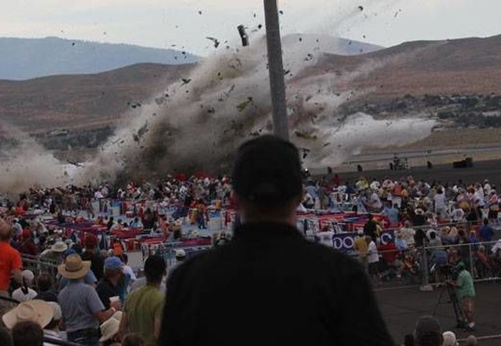 En 2011 el accidente de un avión del mismo modelo mató a 9 personas. (Archivo/Agencias)