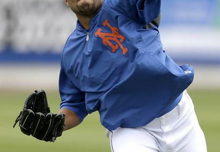 Mets no ha informado si volvera a contratar a Johan Santana. (Agencias)