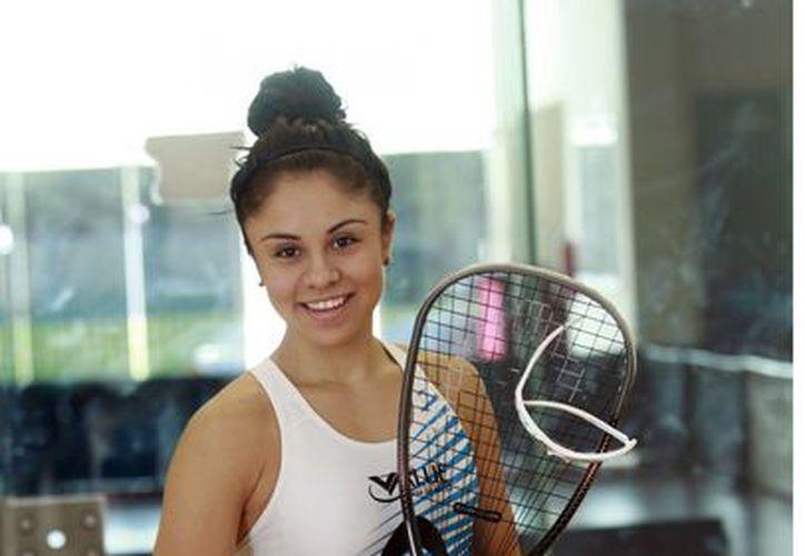 Paola Longoria no jugará sino hasta enero del próximo año. (Agencia Reforma)