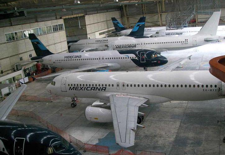 Esta mañana, una juez declaró la quiebra de Mexicana de Aviación; la base de mantenimiento, conocida como Mexicana MRO, es la única empresa de la firma que no fue incluida en 'el paquete'. (fsmex.com)