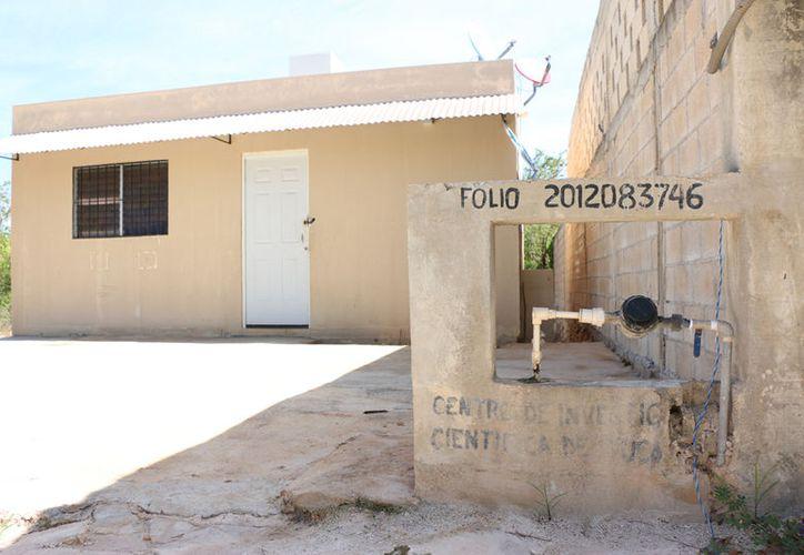 La primera casa autosustentable de Yucatán se encuentra en Dzununcán. (José Acosta/ Milenio Novedades)