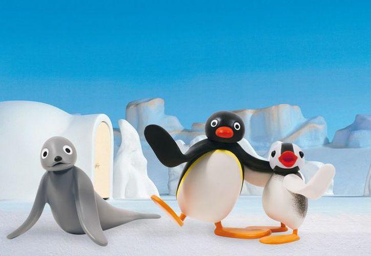 La serie gira alrededor de una familia de pingüinos que viven en el Polo Sur. (Internet)