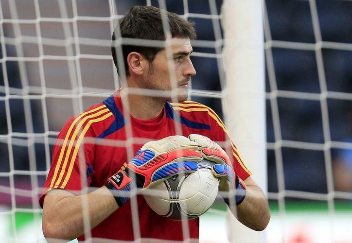 Actualmente, Casillas se encuentra relegado en la banca del Real Madrid. (Foto: Agencias)