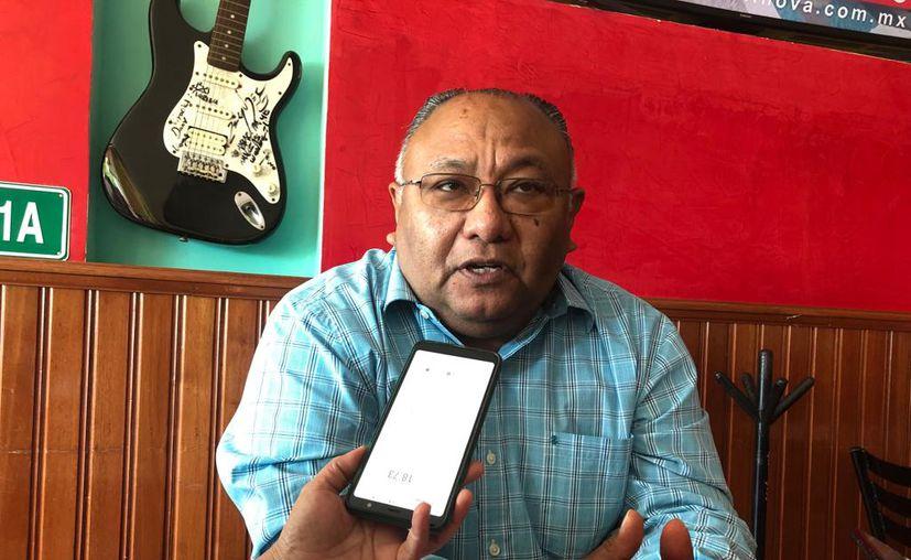 El actual dirigente dijo que se realiza una primera revisión por los gastos sin comprobar de Alain Matos. (Redacción)