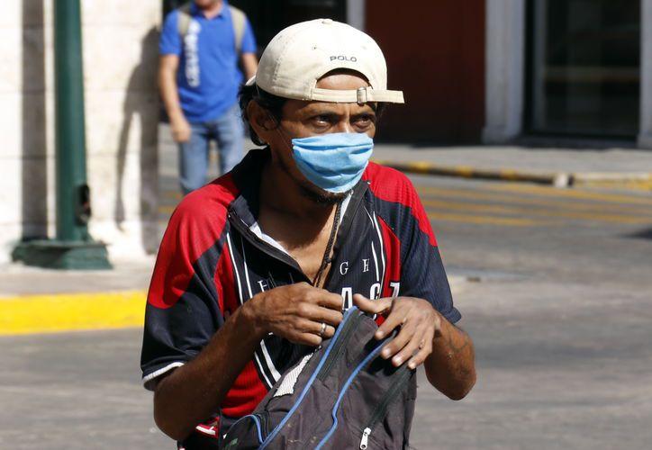 La influenza se transmite a través de la saliva de los enfermos. (Imagen ilustrativa: José Acosta/ Milenio Novedades)