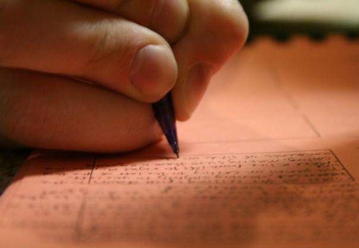 Gracias al ensayo que escribió la mujer y a su declaracióna ante el jurado se pudo condenar al hombre.(actualidadygente.com)