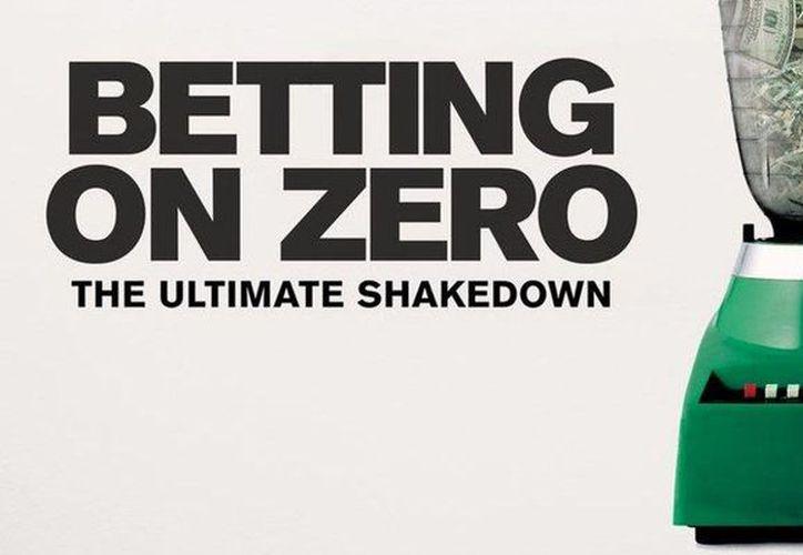 Betting On Zero fue estrenada en el festival de Tribeca en 2016. (Foto: Eventbrite)