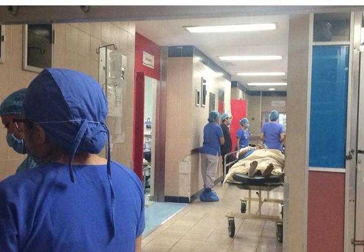 La Jurisdicción Sanitaria Número 2 investiga irregularidades detectadas. (Luis Soto/SIPSE)