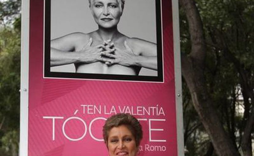 Daniela Romo fue una de las actrices que se sumó a la campaña anterior. (Archivo/SIPSE)