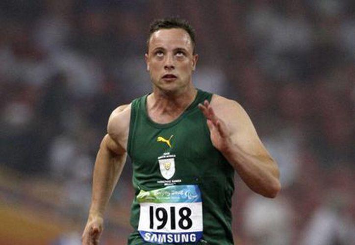 Pistorius compitió en las Olimpiadas de Londres y poco después en las Paralimpiadas, en la misma ciudad. (img.ibtimes.com/Archivo)