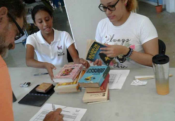El Club de los Libros Perdidos, se unirá a la celebración por el Día Internacional de la Juventud con una Liberación de Libros. (Redacción/SIPSE)