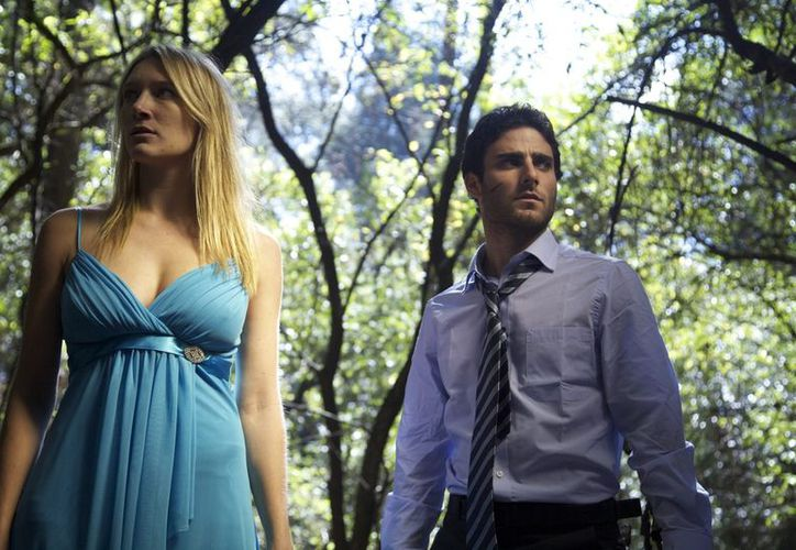 Paige Sturges y Kyle Colton son los protagonistas. (Notimex)
