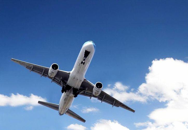 No hay probabilidades que los viajes aéreos sean más peligrosos. (allimevoy.com)