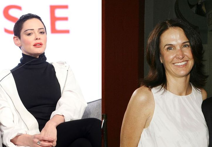 Jill Messick fue representante de Rose McGowan cuando la actriz fue presuntamente violada por Harvey Weinstein. (Foto: Enstarz)