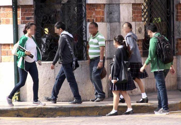 Tanto la Academia Municipal de Inglés como la de Lengua Maya, ambas del Ayuntamiento de Mérida, pretenden incrementar su matrícula de estudiantes. (Milenio Novedades)