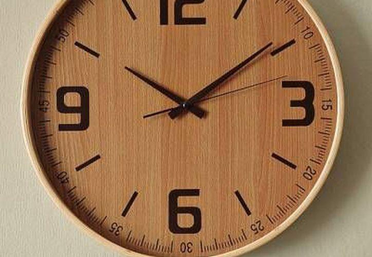 Con el nuevo huso horario se reformaron el articulo 2 y 3 de la Ley del Sistema de Horario en los Estados Unidos Méxicanos. (Foto/Internet)
