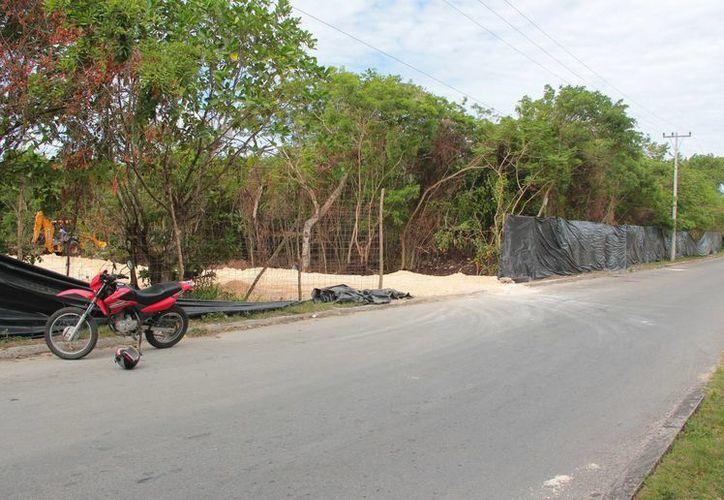 El planetario de Cozumel será construido en una zona cercana a prostíbulos.  (Gustavo Villegas/SIPSE)