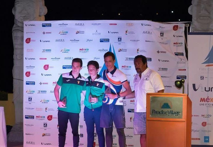 La delegación de veleristas de Quintana Roo logró grandes éxitos en la regata WesMex 2016. (Redacción/SIPSE)