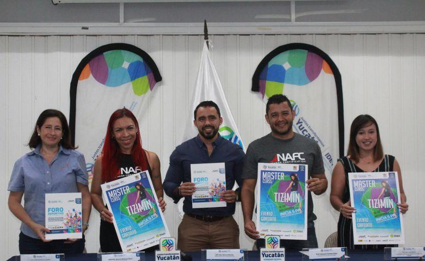Capacitación de fitness en Yucatán.(Foto: Novedades Yucatán)