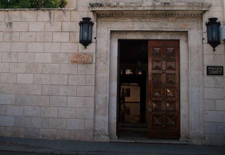 La Iglesia Católica de Yucatán requiere de más sacerdotes para cumplir la evangelización. En imagen, la fachada del Seminario Conciliar de Yucatán. (Archivo/Milenio Novedades)