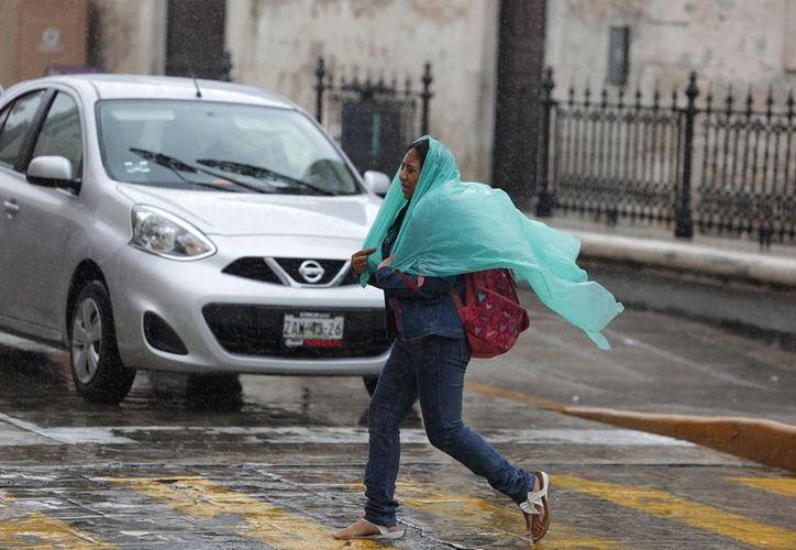 Se pronostican tormentas fuertes en Campeche por los efectos del Frente frío número 15. (Archivo/Notimex)