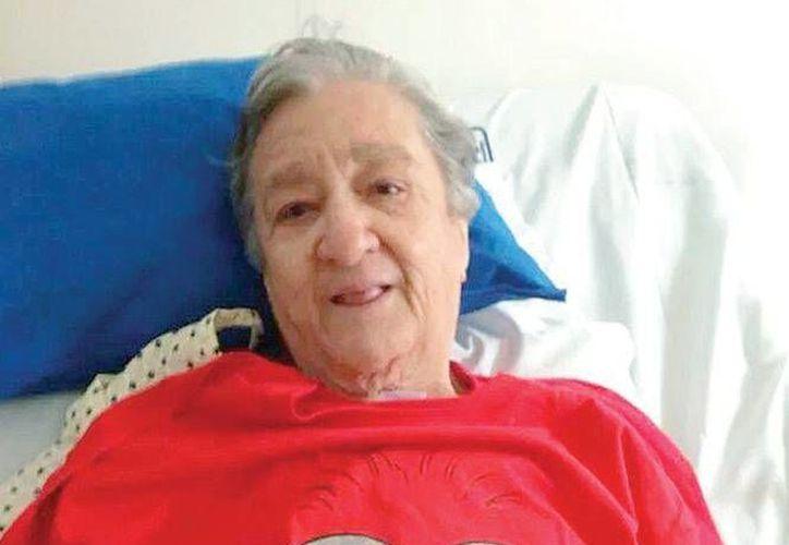 Rosa Verduzco presenta deterioro físico y cerebral, por lo cual no puede ser sometida a la justicia, según la PGR. (Excélsior)