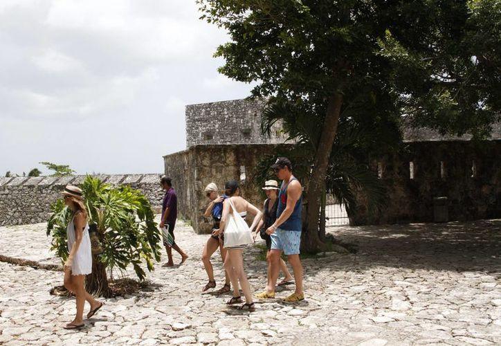 Realizarán estadísticas en materia de turismo en el Pueblo Mágico. (Tomás Álvarez/SIPSE)