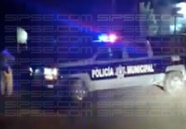 Los hechos ocurrieron alrededor de las 22 horas de este viernes, en la calle Obsidiana, de la Región 254.