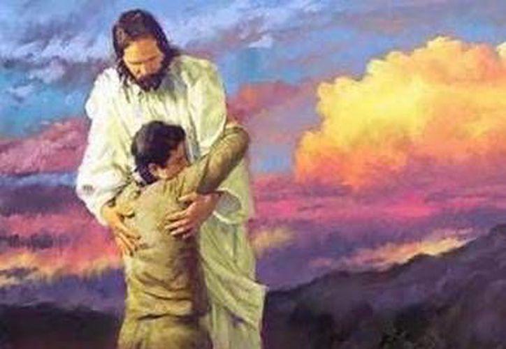 Cristo se hace presente real y verdaderamente en el pan y en el vino. Cumple así su promesa de estar con nosotros, 'hasta el final del mundo'. (Foto tomada de biblicomentarios.com)