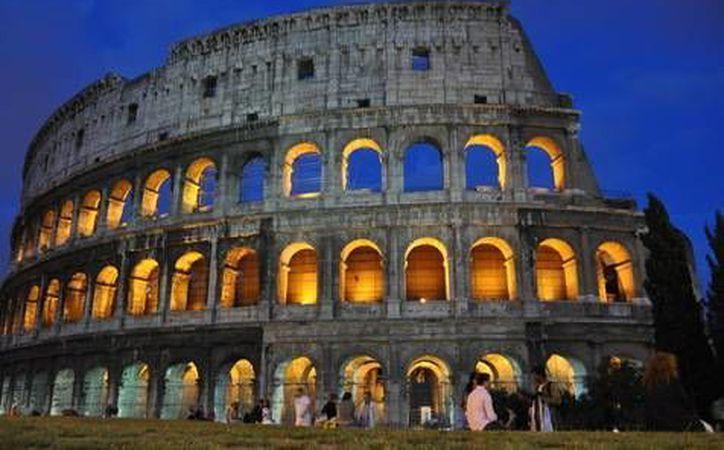 El ministro Dario Franceschini fue el encargado de firmar el decreto que transforma al Coliseo Romano en un Museo Autónomo.(Foto tomada de Ansa)