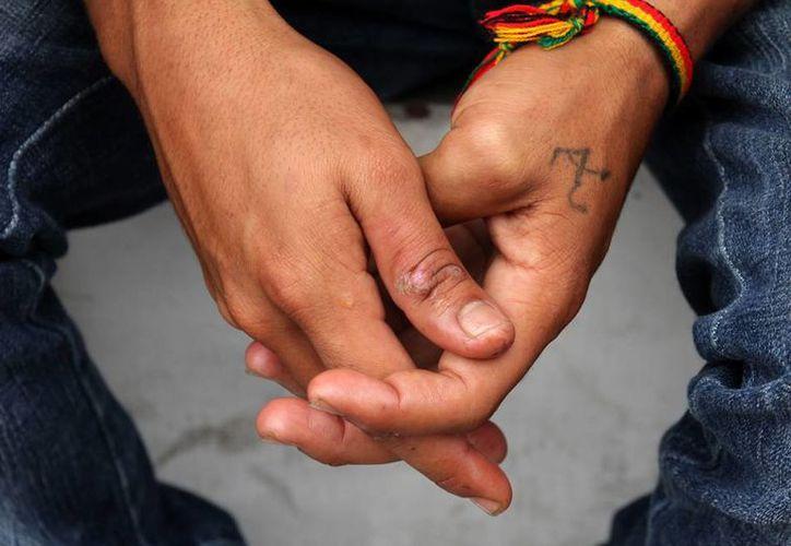 Madres de migrantes centroamericanos le pidieron al Papa su intervención para 'cambiar' la situación de inseguridad que viven en México. La imagen es de contexto. (NTX/Archivo)