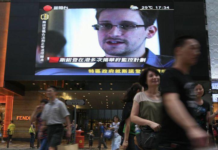 Snowden estaría acompañado de asesores legales y diplomáticos. (Agencias)