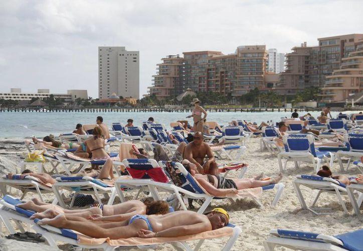 Cancún compite a nivel internacional por este segmento con ciudades como Florida, California, Brasil. (Jesús Tijerina/SIPSE)
