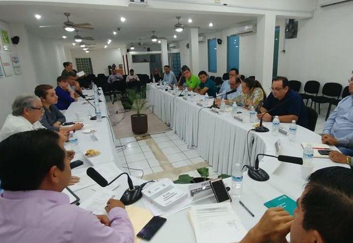 La Comisión de Partido Políticos del Instituto Electoral de Quintana Roo confirmó que no habrá debate en la zona maya. (Joel Zamora/SIPSE)
