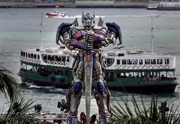 """Transformers: Age of Extinction"" se estrenó en Hong Kong, el jueves pasado.  (Facebook/Transformers)"