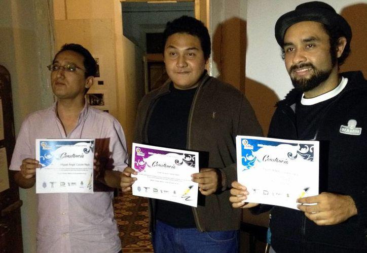 Generan producción dramática local; presentan a ganadores de concurso teatral. (Milenio Novedades)