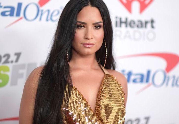 Hay preocupación por la salud de Demi Lovato. (FOTO: AP)