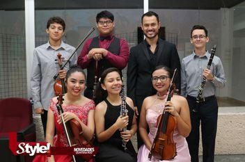 Concierto Juvenil en Casa de la Cultura Cancún