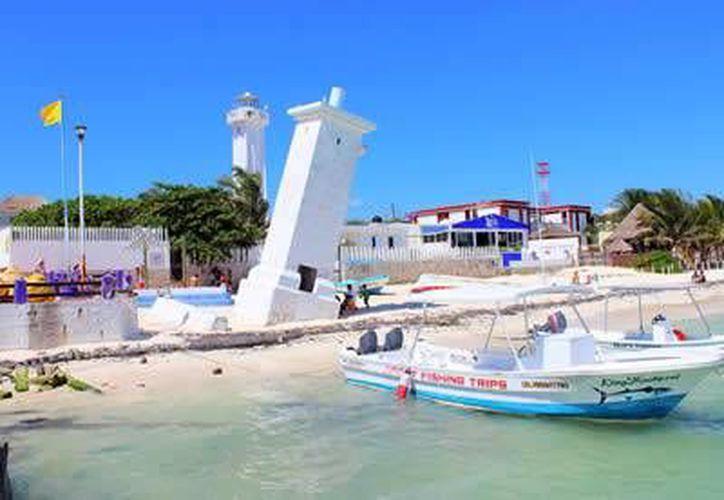 De los siete kilómetros que contempla la denominada Milla de Oro, Puerto Morelos se quedó con tres. (Contexto/Internet)