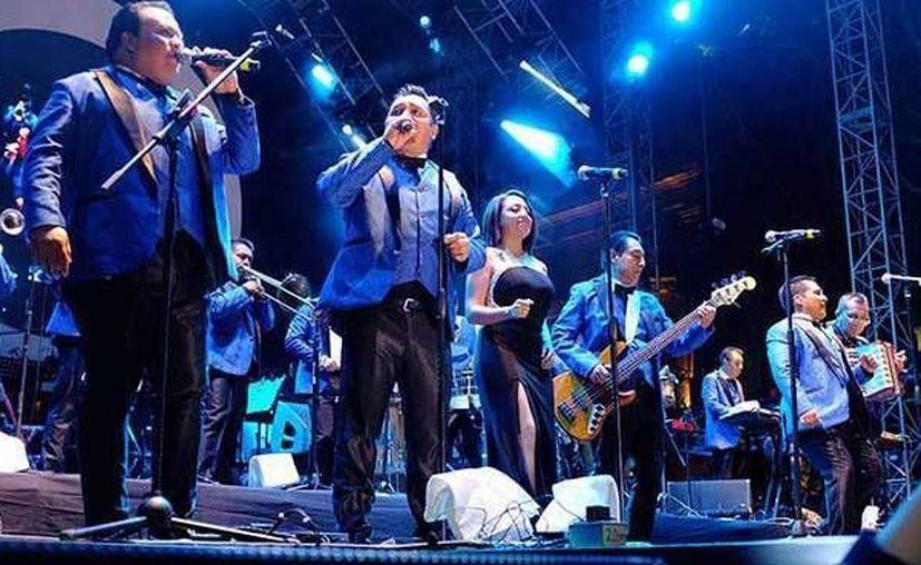 Los Ángeles Azules son el grupo de cumbia más popular de México. (Contexto/Internet)