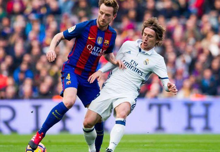 Luka Modric e Iván Rakitic encabezan la lista de convocados por la selección de futbol de Croacia. (Mundo D)