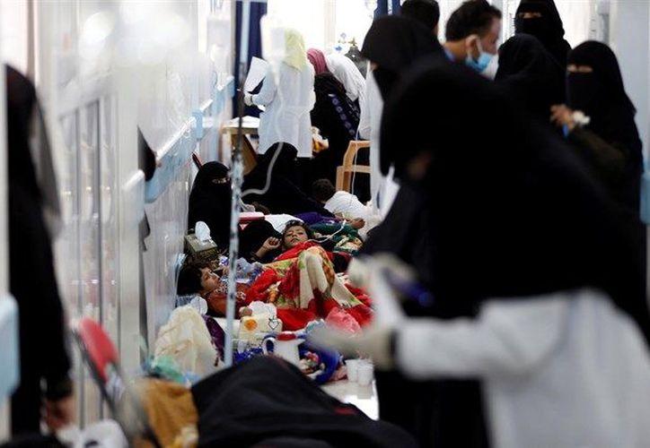 Casi mil personas han muerto a causa del cólera en Yemen. (europapress.es)