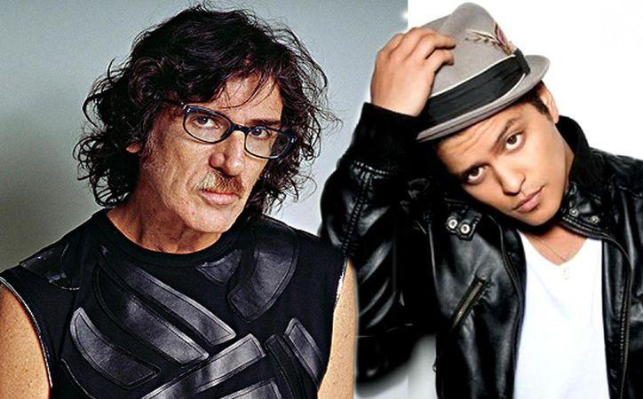 """La leyenda del rock asegura que el videoclip de """"Uptown funk"""" es muy similar al de """"Fanky"""". (Foto: Internet)"""