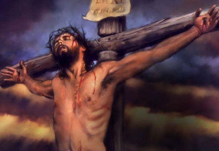 Pilato es quien primero llama a Jesús 'el rey de los judíos' y después sólo 'rey', como si fuese una comprensión cada vez más plena y verdadera de Jesús. (SIPSE)