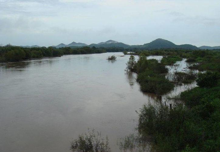 La Semarnat indicó que el cauce del río Baluarte será desviado para evitar que se contamine toda el agua corriente. (worldmapz.com)