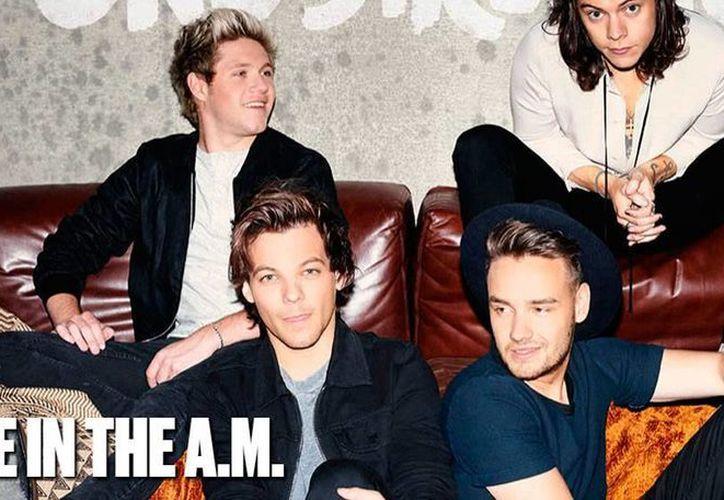 One Direction lanzará su nuevo material discográfico en noviembre de 2015. El álbum incluirá una 'canción sorpresa'. (onedirectionmusic.com)