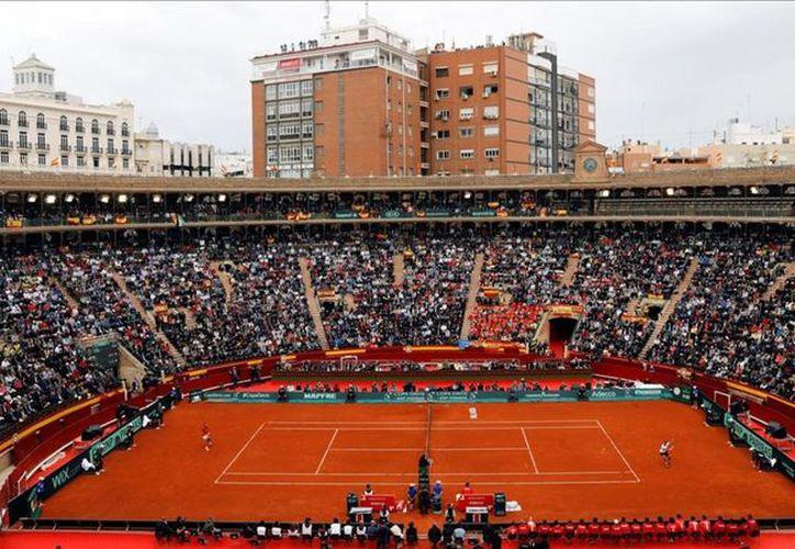 La Copa Davis se jugará del 18 al 24 de noviembre aún no se define la sede puede ser Madrid o Lille. (noticiaaldia.com)